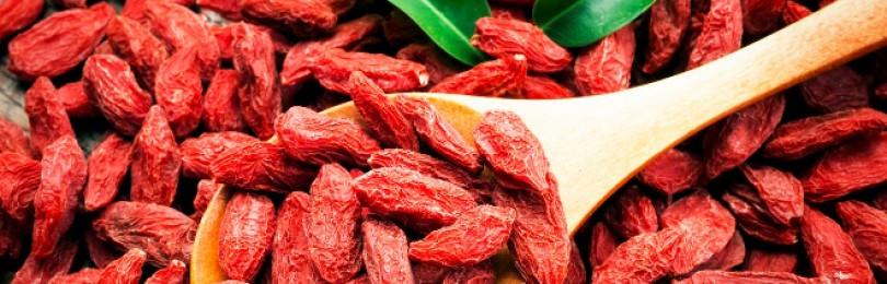 Ягоды годжи (Lucium barbarum) – полезные свойства и противопоказания
