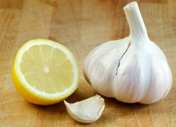 Лимон с чесноком – как правильно принимать
