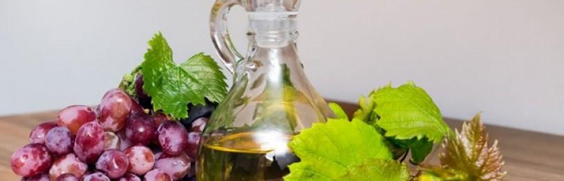 Масло виноградной косточки – применение и свойства