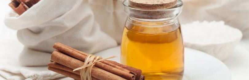Корица с медом – польза и вред