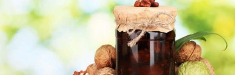 Перегородки грецких орехов – лечебные свойства и противопоказания