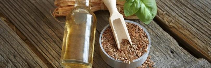 Как принимать льняное масло в лечебных целях