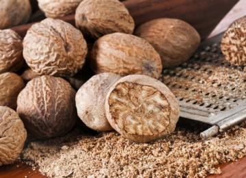 Мускатный орех – полезные свойства