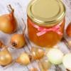 Лук с медом от кашля — рецепт