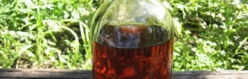 Калгановка на самогоне – лечебные свойства