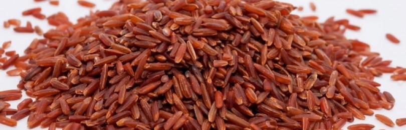 Красный рис – что это такое