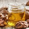Грецкие орехи с медом — рецепт