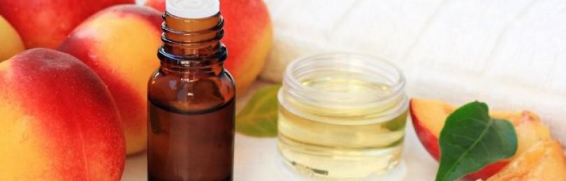 Для чего капать персиковое масло в нос