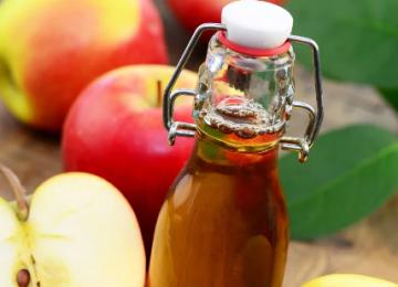 Яблочный уксус – применение