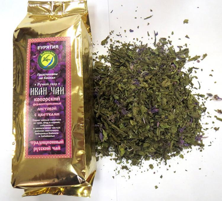 Корпорский иван-чай