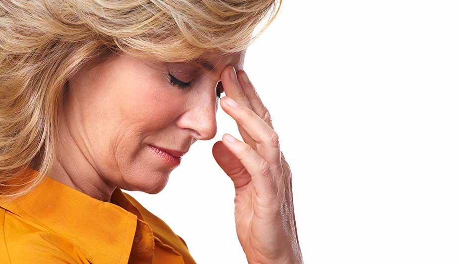 Клевер от симптомов климакса