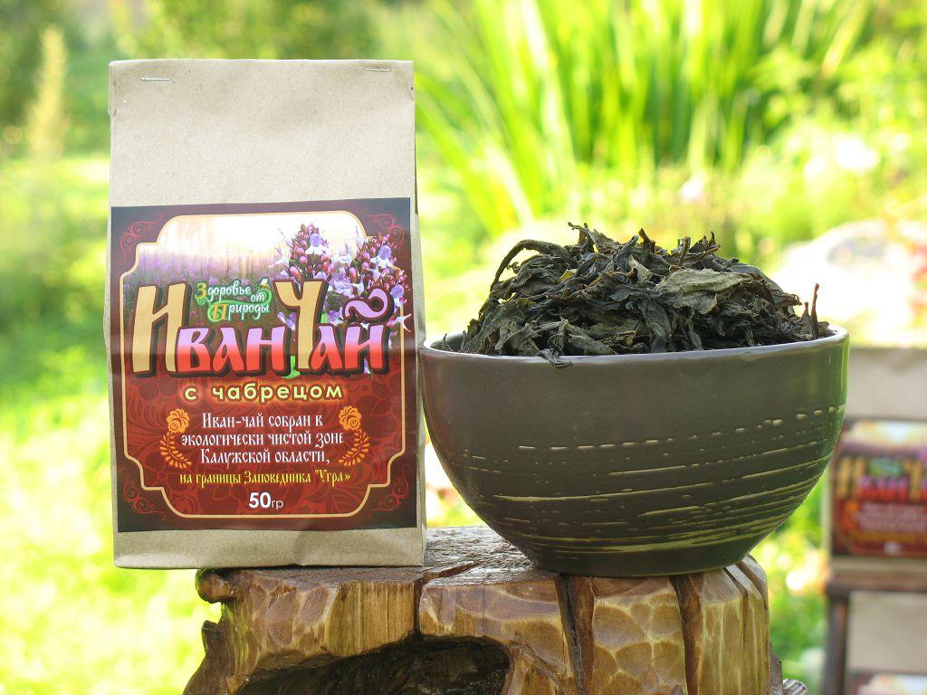 Употребление иван-чая