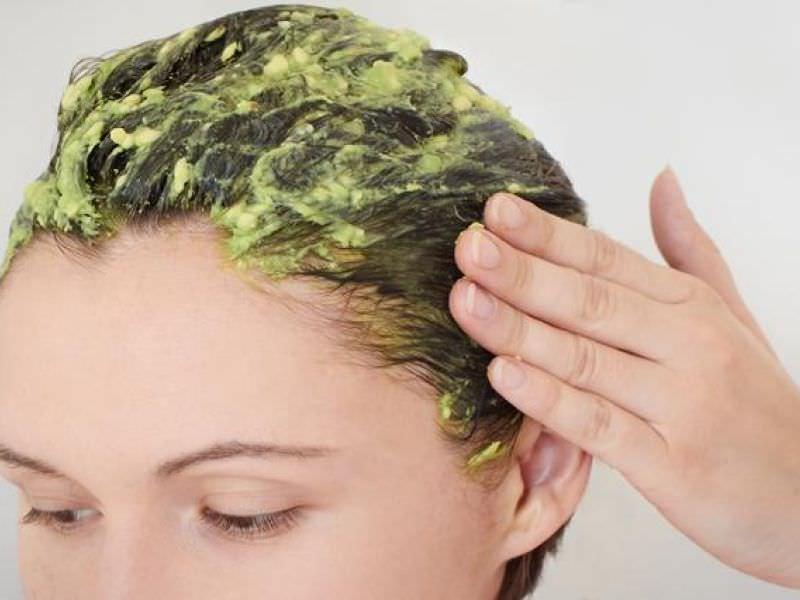 Маска для волос с одуванчиком