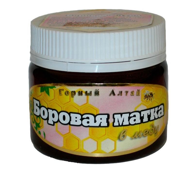 Ортилия с медом