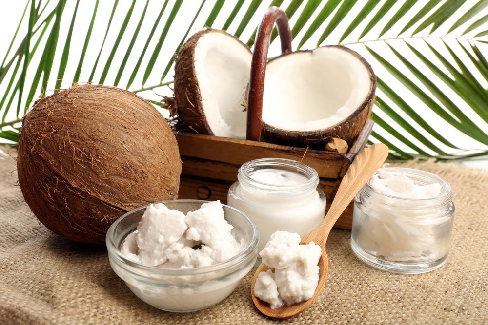 Домашнее кокосовое масло