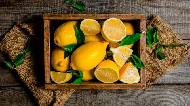 Хрен с лимоном