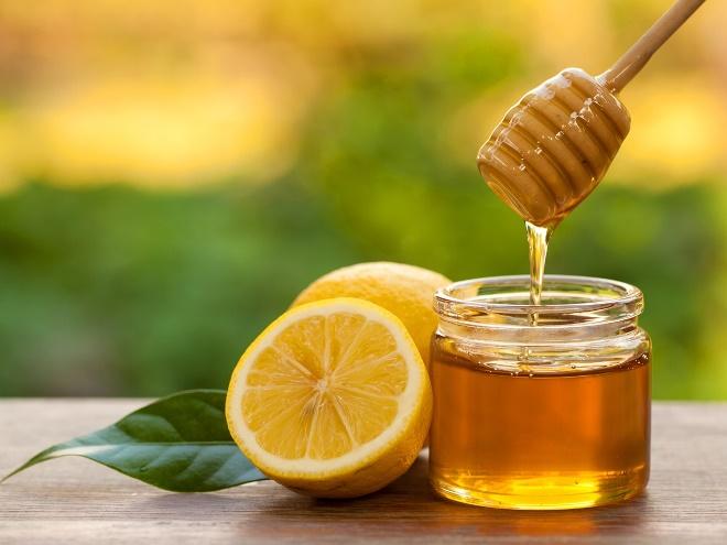 Польза воды с лимоном и медом
