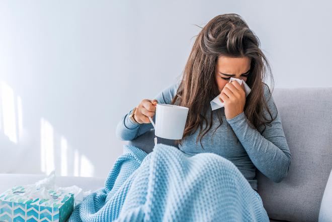 Чем лечить простуду дома