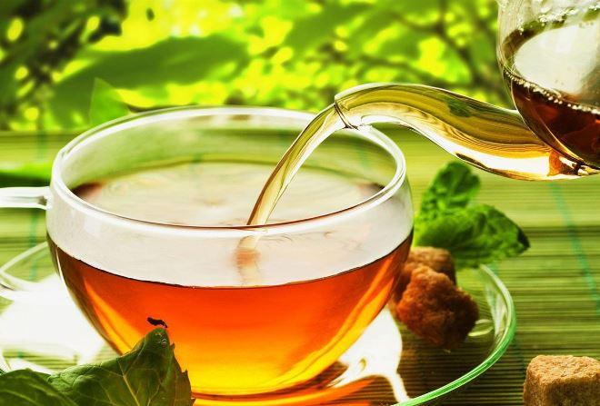 Почечный чай